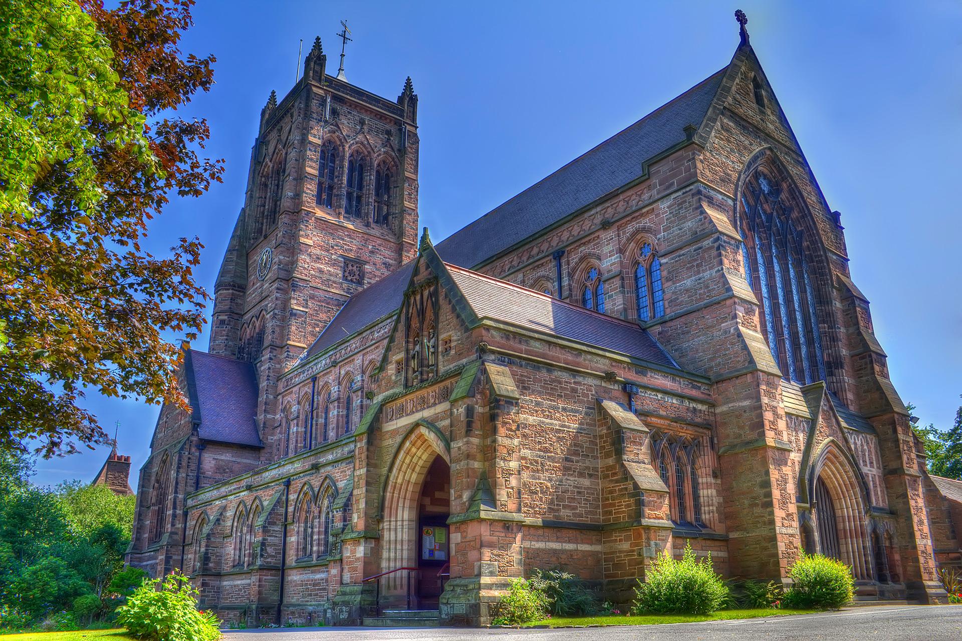 Mossley Hill Church Liverpool Innobella Media