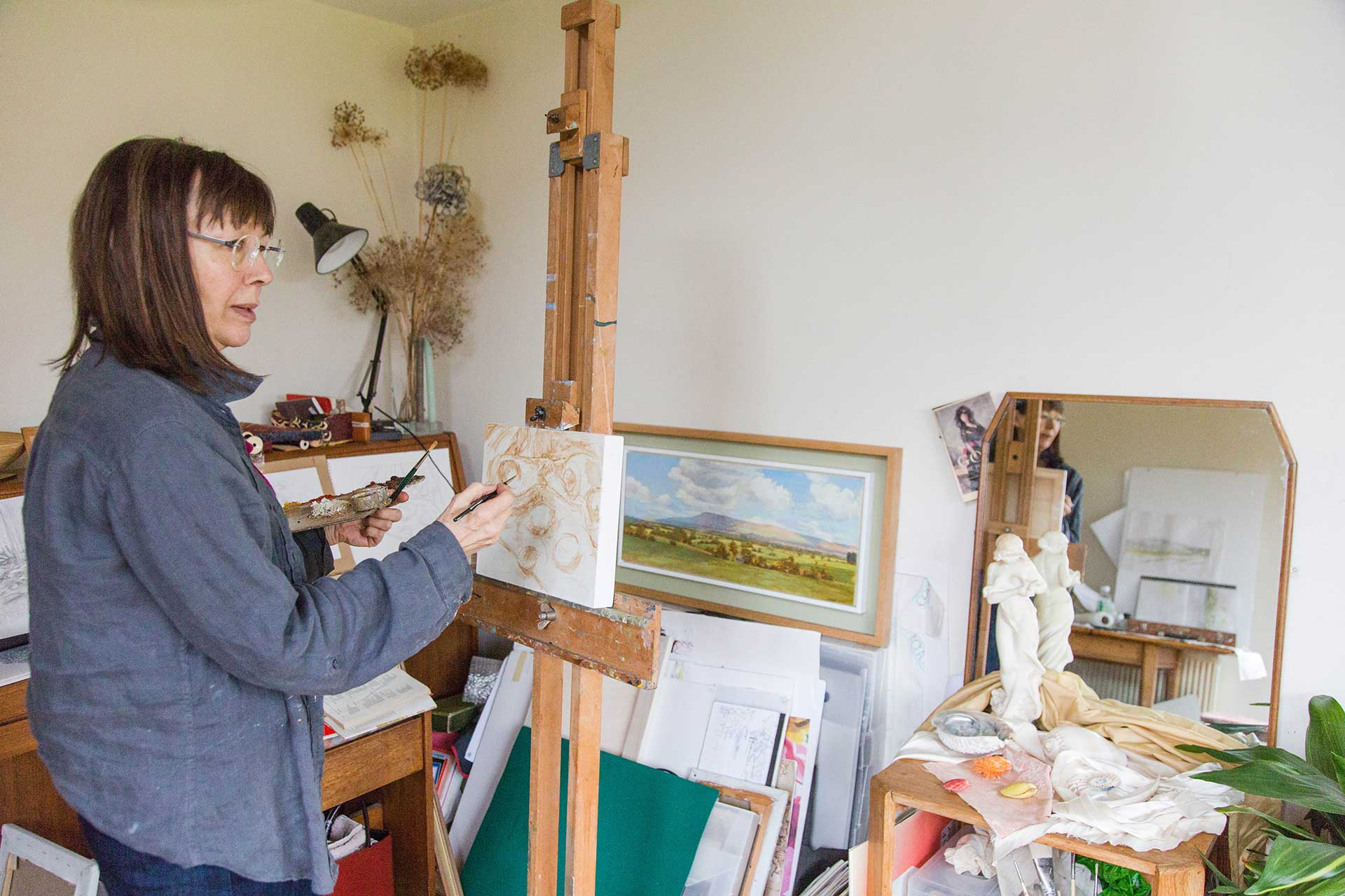 New Client Website Launched: Joanne Taylor Wilson (artist / painter)