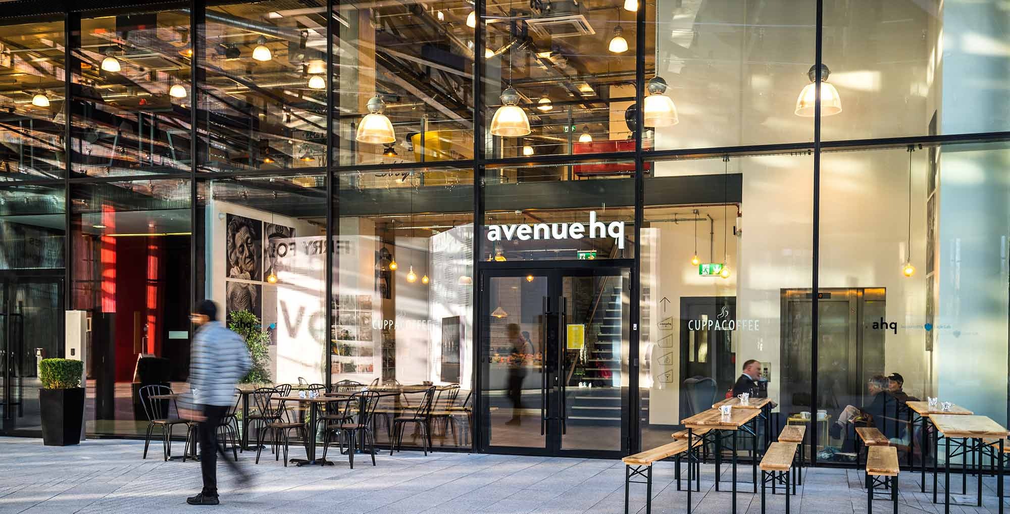 New Client Website Launched: Avenue HQ
