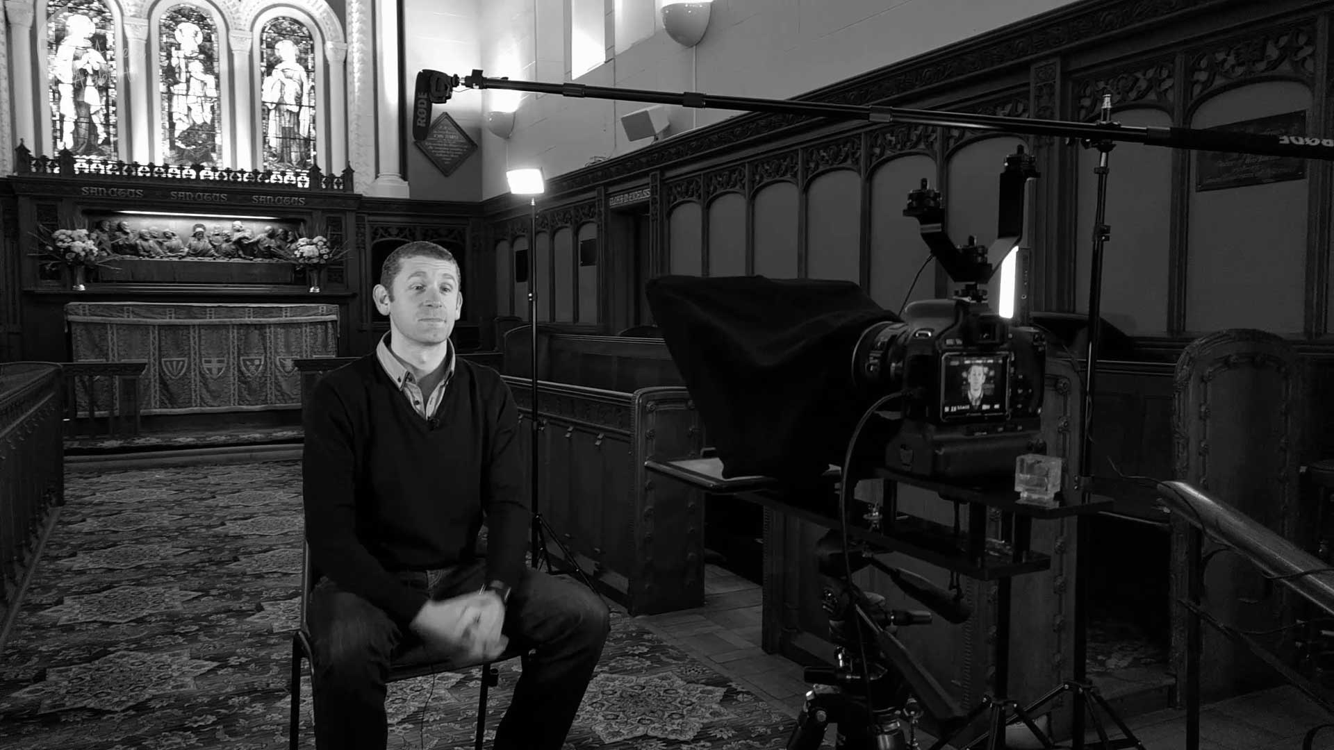 New Website Launch: St. Anne's Church, Aigburth, Liverpool